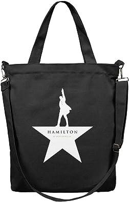 Womens Canvas Tote Handbags Casual Cross Body Shoulder Bag Popular Album Cover Zipper Hobo bag