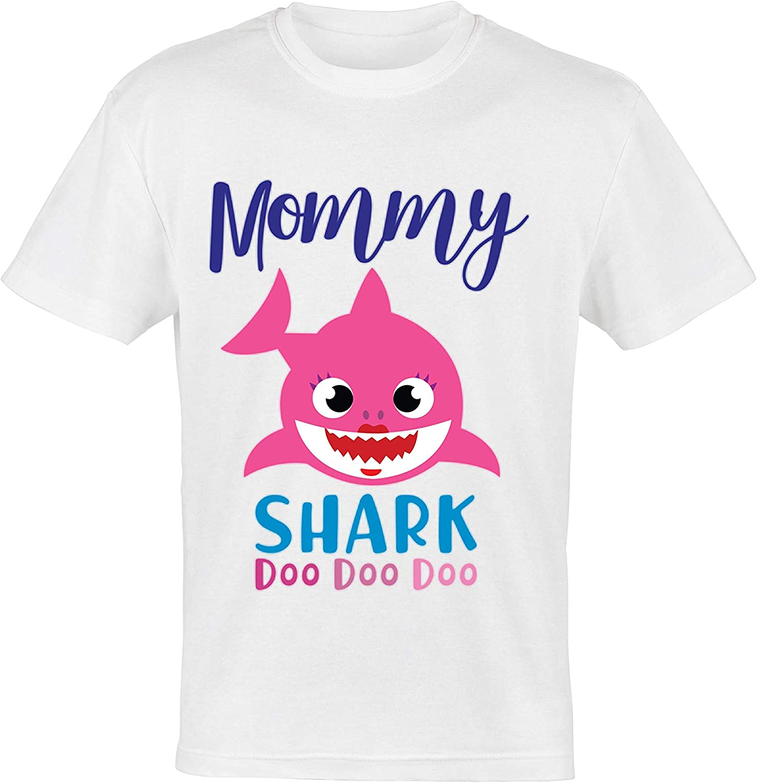 Baby Shark T-Shirt - Mommy