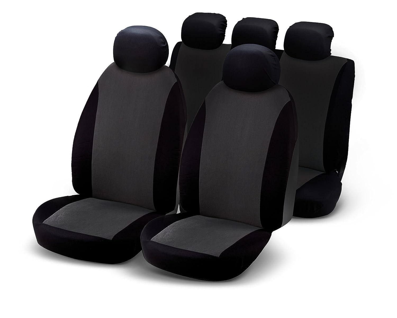 Universali Grigio Scuro Bottari 10409 Set Completo Fodere per Auto S9