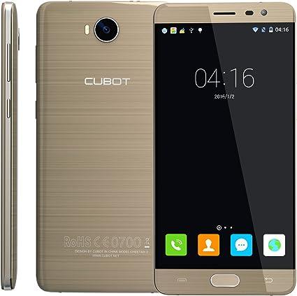 CUBOT Cheetah2 Octa-Core Smartphone Libre 4G 3GB RAM+ 32GB ROM ...