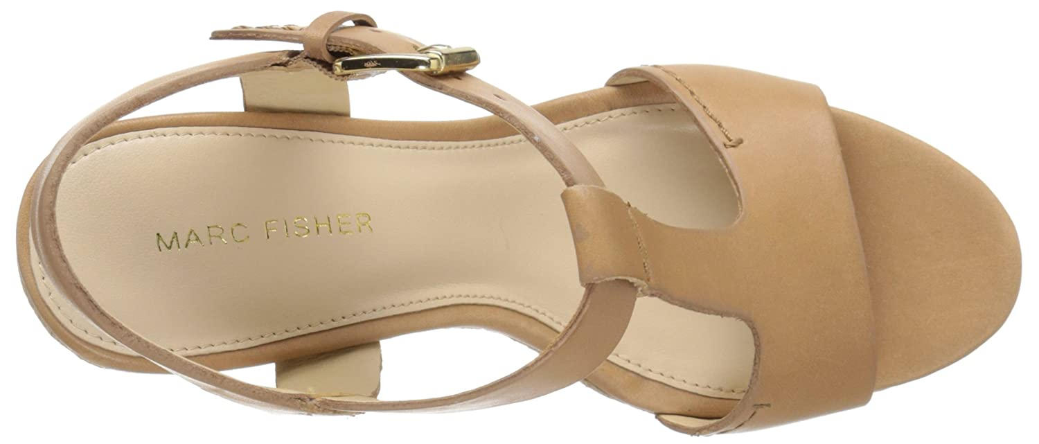 Marc Fisher Womens Harlei Platform Sandal