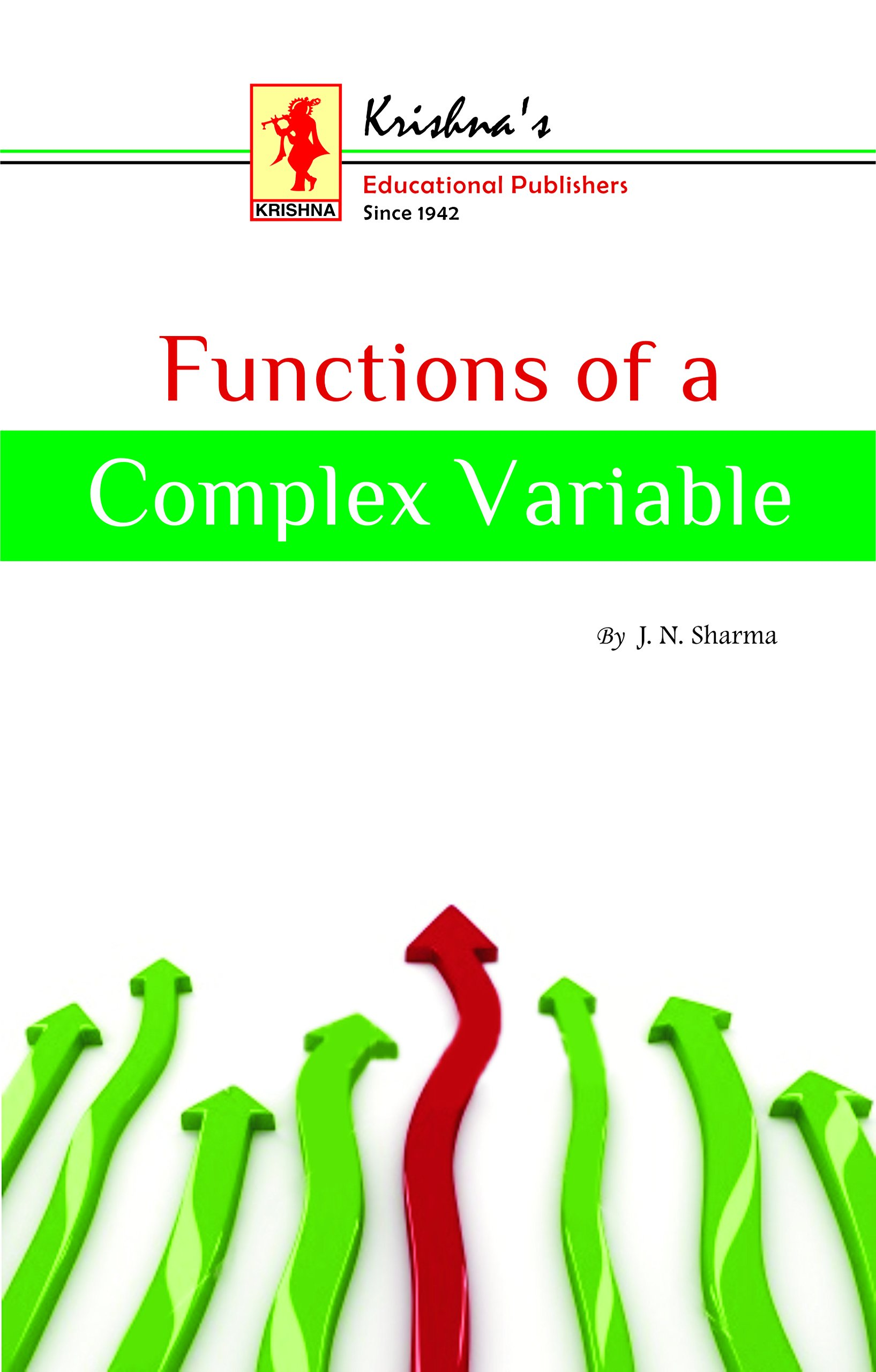 Buy Functions of a Complex Variable Book Online at Low