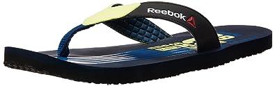 Reebok Men's Reebok Graph Flip Flip-Flops and House Slippers Flip-Flops & House Slippers at amazon