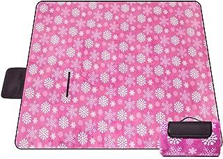 RFVBNM Tappetino da picnic all'aperto portatile ultraleggero pieghevole 5-8 primavera nuota mat impermeabile imbottito multi-persona a prova di umidità