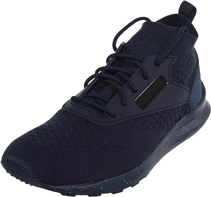 Reebok Mens Zoku Runner Ultra Knit Navy