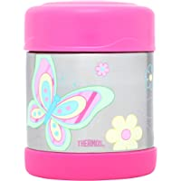 Thermos Stainless Steel Kids Butterfly Funtainers