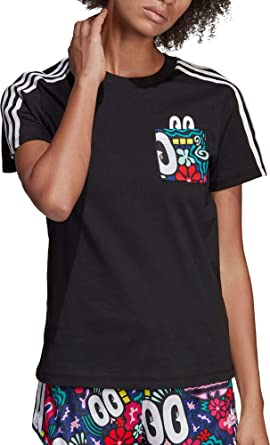1c2e5e4c8be1a adidas Originals Women's Trefoil Tee at Amazon Women's Clothing store: