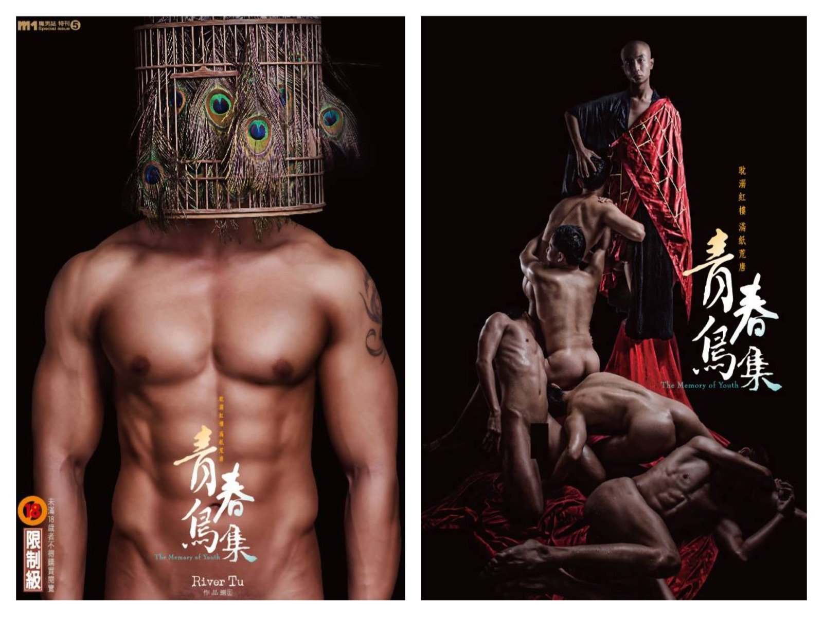 M1- Asian Man photo book (Full Nudity, Adult Only, +18) (Special Issue 2016) pdf