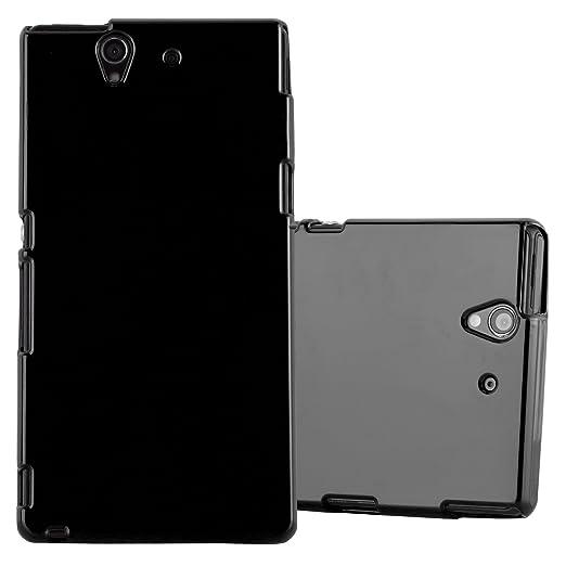 1 opinioni per Sony Xperia Z Custodia silicone TPU in JELLY NERO di Cadorabo (Disegno JELLY) –