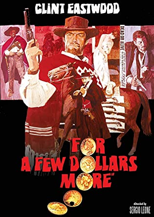 For A Few Dollars More 1965 2 Dvd Edizione: Stati Uniti Italia: Amazon.es: Clint Eastwood, Lee Van Cleef, Sergio Leone, Clint Eastwood, Lee Van Cleef: Cine y Series TV