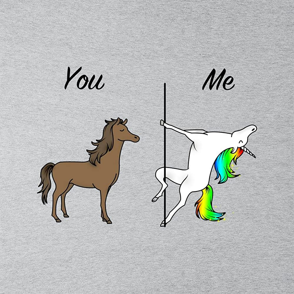You Me Horse and Unicorn Womens Vest