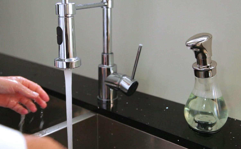 Cuisipro 83-758000 - Dosificador de espuma, color cromado (clasificado): Amazon.es: Hogar