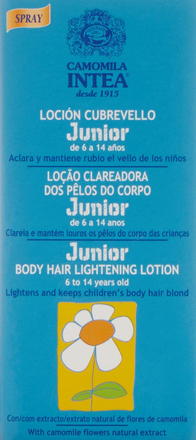 Camomila Intea Junior Loción Cubrevello para Niños - 50 ml: Amazon.es: Belleza