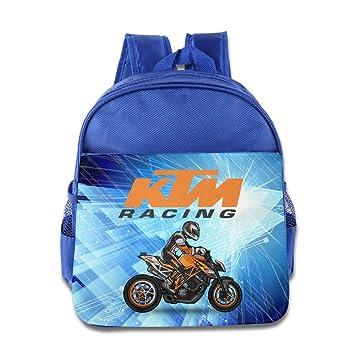 KTM Racing Motor Niños Classic Pack mochila escolar: Amazon.es: Electrónica