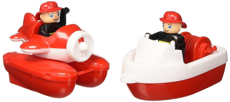 BIG Waterplay Zubehör - Waterplay Fire-Boat-Set