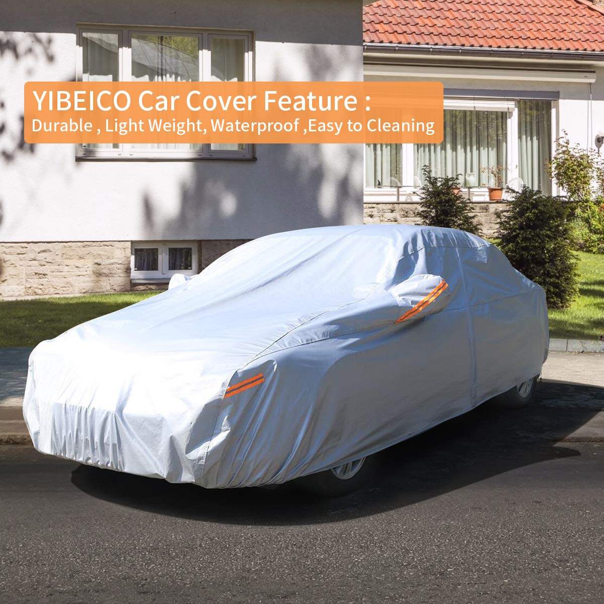 Covercraft C80015 Ready-Fit Technalon Car Cover for Long Bed Truck C80015WC