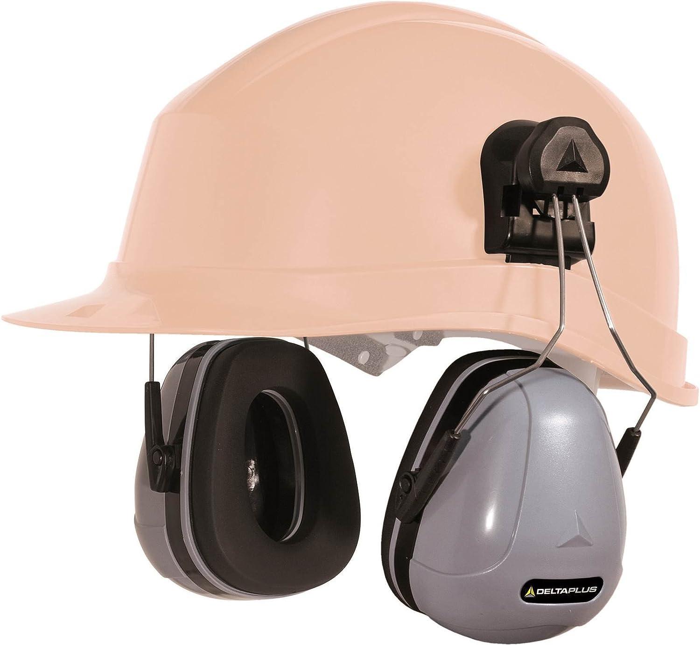 Delta plus Magny Casco para oídos para casco de seguridad - SNR 32 Db Hombre Earwear: Amazon.es: Ropa y accesorios