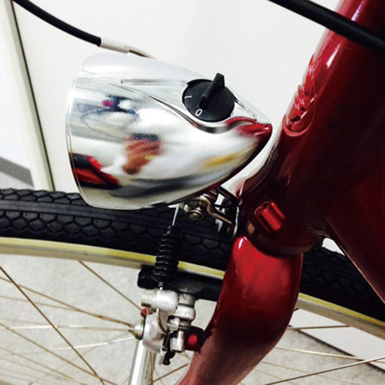 Bicicleta LED luz trasera busch /& Müller toplight Flat Plus con luz de estacionamiento 50//80mm