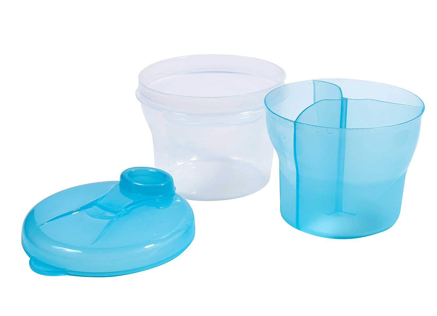 Green Bright Concepts Powder Formula Dispenser and Snack Cup