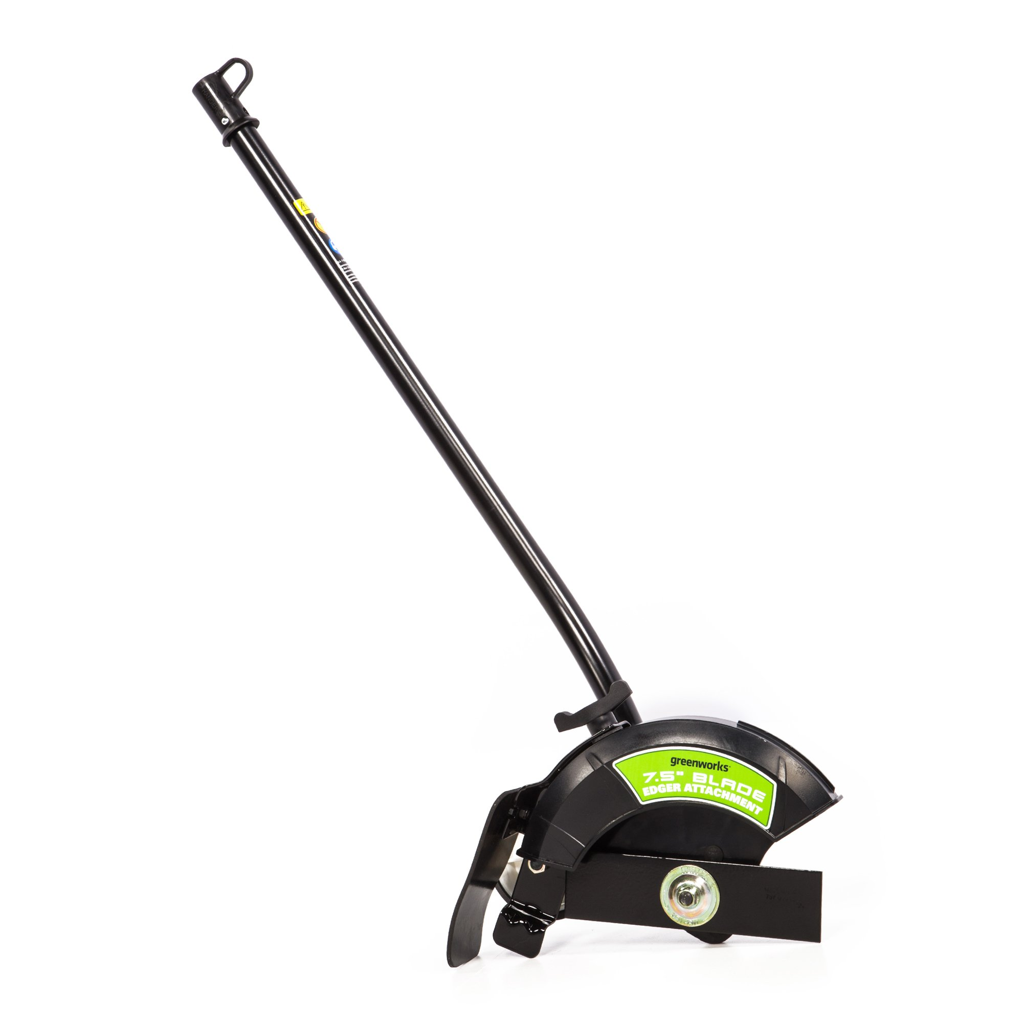 Greenworks EDA75 7.5'' Edger Attachment, Black and Green by Greenworks