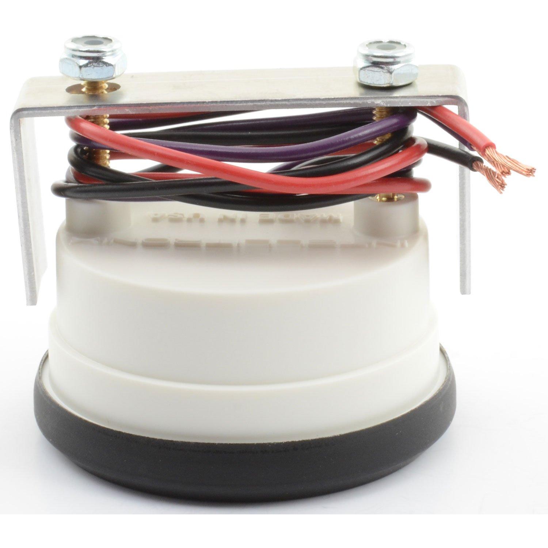 JEGS Performance Products 41432 Voltmeter LED Digital 7.0-25.5 Volts 0.1 Volt In