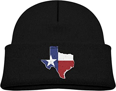 Texas State Flag Knit Beanie Hat Winter Hat Beanie Hat 4 Kinds of Color