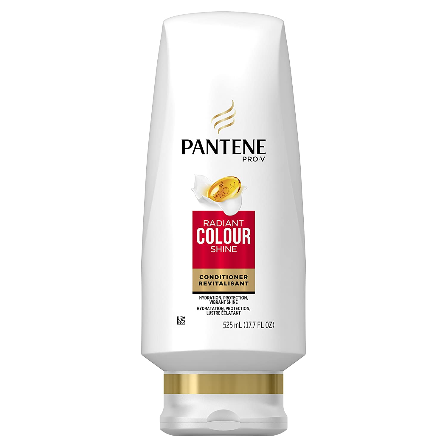 Pantene Pro-V Radiant Colour Shine Conditioner, 525 mL, packaging may vary Procter and Gamble