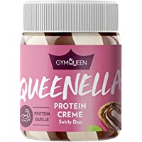 Crema Proteica de cacao con avellanas y sin