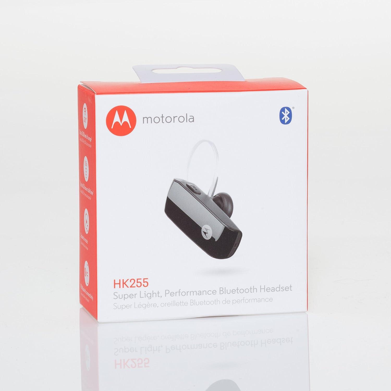 amazon com motorola hk255 super light universal bluetooth wireless rh amazon com User Guide Template User Webcast