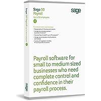 Sage 50 Payroll - 50 Employees (PC)