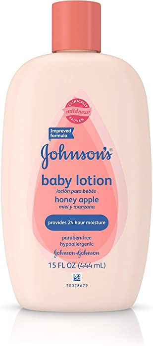 The Best Honey Apple Baby Lotion