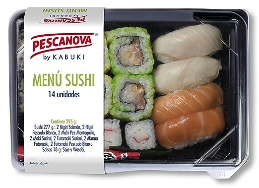 Pescanova Menú Sushi - 295 gr