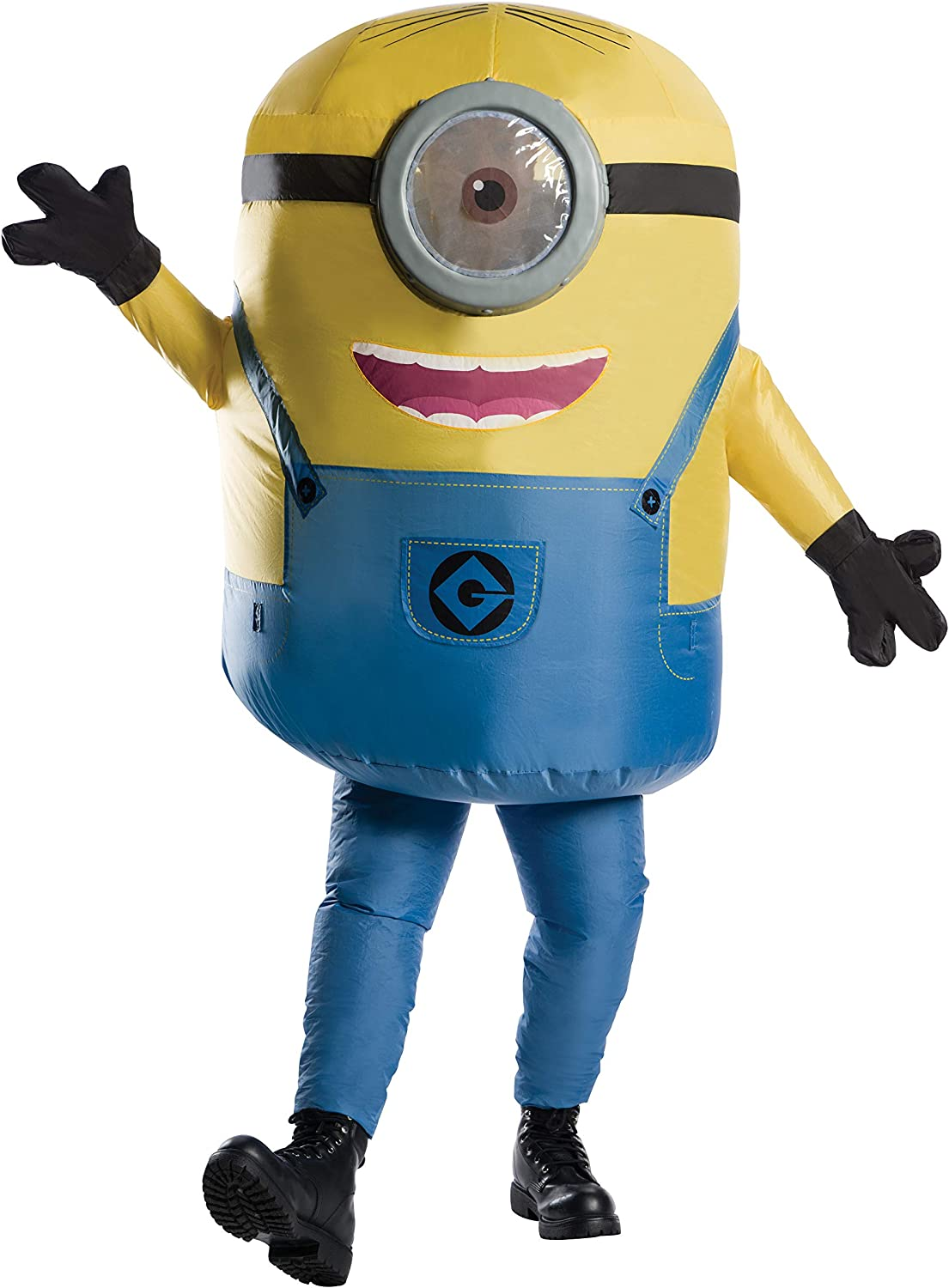 Despicable Me: Inflatable Stuart Minion Adult Costume