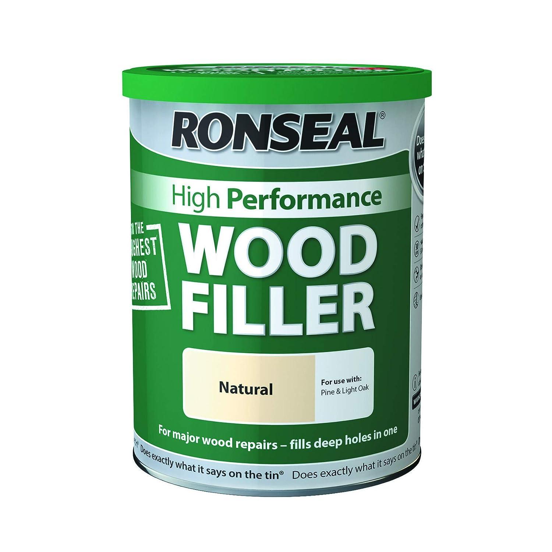 Ronseal hpwfn1kg 1 kg haute performance pour bois –  Naturel RSLHPWFN1KG