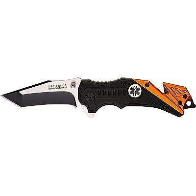 Tac Force de TF de 640Series Couteau pliant, longueur de la lame: 7,6cm