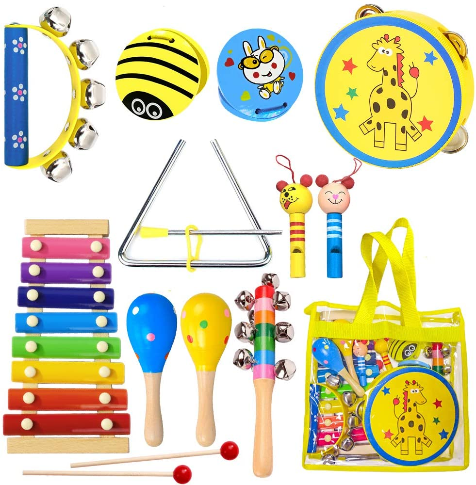 Toy box - instruments