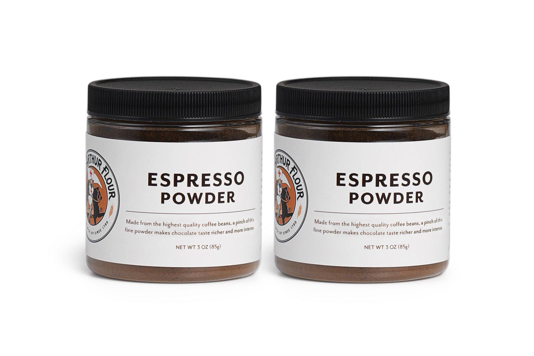 King Arthur Flour Espresso Powder, 3oz, 2 Count