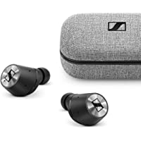 Sennheiser Momentum True Wireless Bluetooth Earbuds with Multi-Touch Fingertip Control