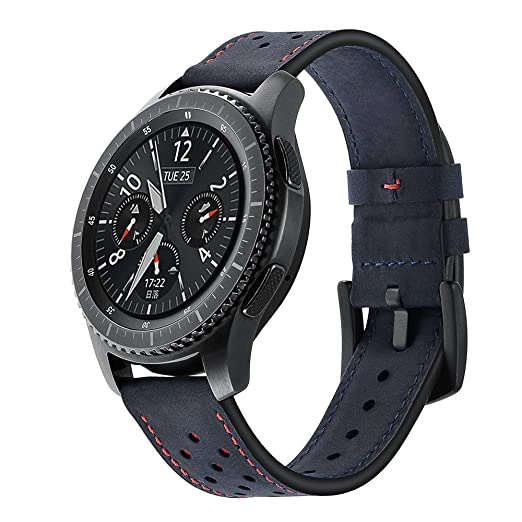 Amazon.com: For Gear S3 Band, 22MM Samsung Gear S3 Bands ...