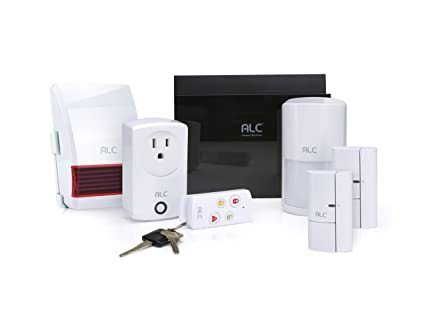 ALC AHS616 Connect Home Wireless Security System DIY Self Monitoring System  Using The ALC Connect App
