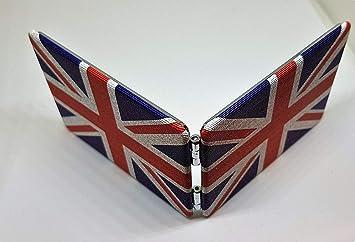 Retro Kühlschrank Union Jack : Taschenspiegel rechteckig motiv union jack kompakt