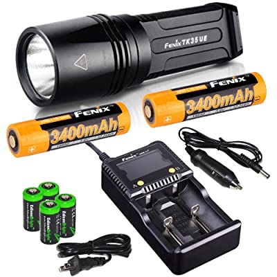 FENIX TK35 2000 lumen Ultimate Edition LED Tactical Flashlight