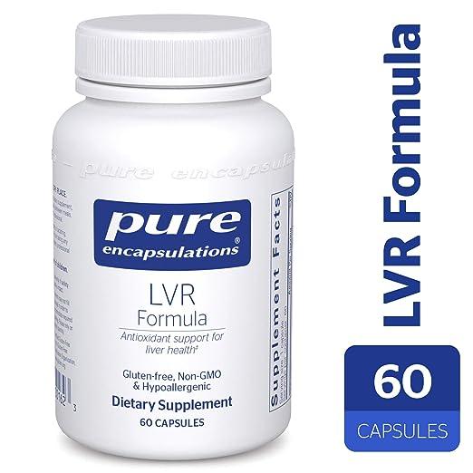 Amazon.com: Pure Encapsulations - Fórmula LVR, 766298001623 ...