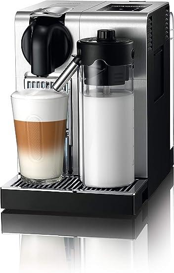 ماكينة صنع القهوة نيسبريسو بسعة 1400 مل، أسود/فضي – (F456-ME-PR-NE)