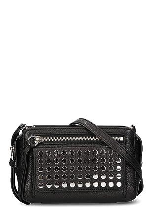 0d75fb1575b Michael Kors Damen Damen Umhänge Tasche Bag echt Leder Schulter: Amazon.de:  Bekleidung
