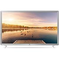 """LG 32LK6200 - TV LED Full HD, 32"""", AI Smart TV ThinQ webOS 4.0 con Sonido Virtual Surround 2.0, USB y HDMI, Blanco Perla"""
