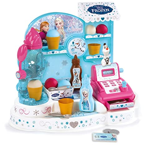 Smoby Disney Frozen Gelateria 7600350401 Amazonit Giochi E
