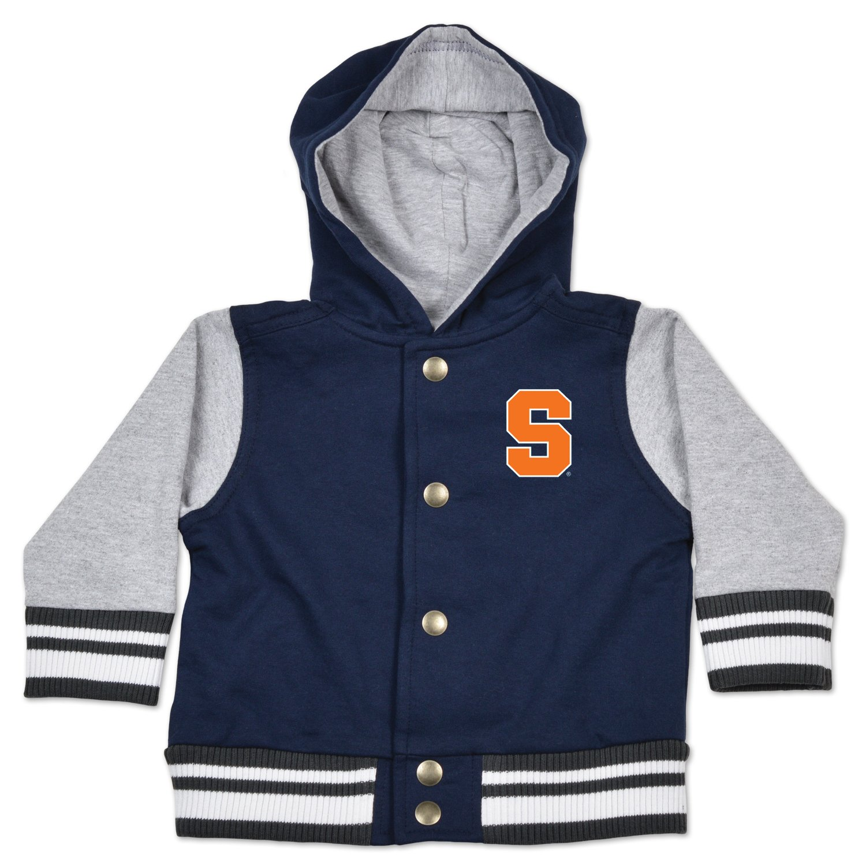 College Kids NCAA Infant Letterman Jacket