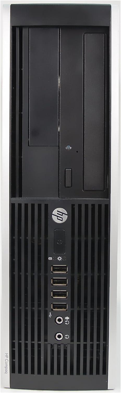 HP 8300 SFF, Core i5-3470 3.2GHz, 8GB RAM, 250GB Hard Drive, DVDRW, Windows 10 Pro 64bit (Renewed)