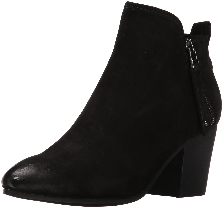 Steve Madden Women's Julius Ankle Bootie B01EU95RX6 8 B(M) US|Black Leather
